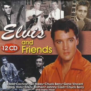 Elvis Presley And Friends 12CD