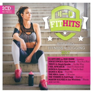 Fit Hits 2017 2CD