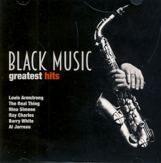 Black Music - Greatest Hits CD