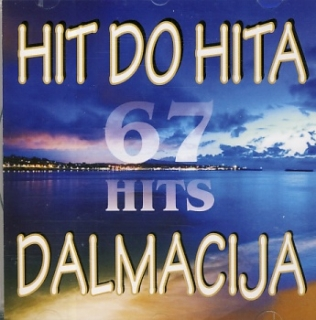 Hit do hita - Dalmacija CD