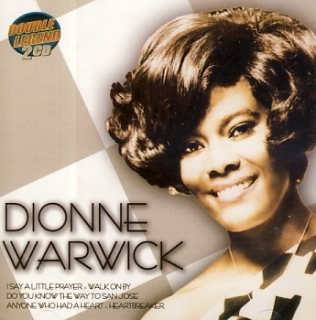 Dionne Warwick - Legend 2CD