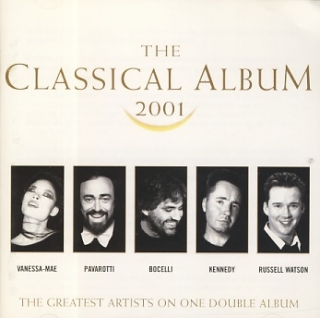 Classical Album 2001 CD