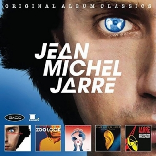 Jean-Michel Jarre - Original Album Classics 5CD