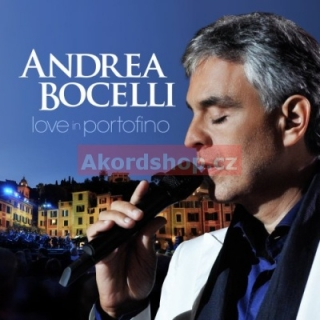 Andrea Bocelli - Love In Portofino CD