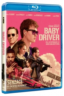 Baby Driver Blu-Ray