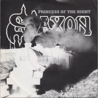 Saxon - Princess Of The Night