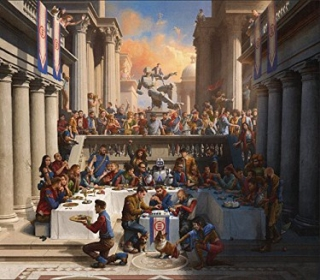 Logic - Everybody CD