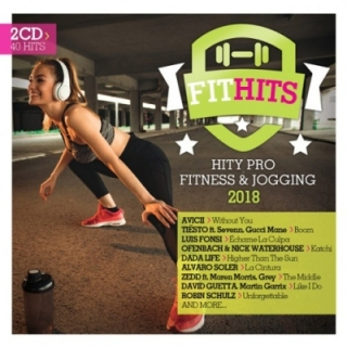 Fit hits 2018 2CD