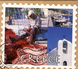 Greece CD