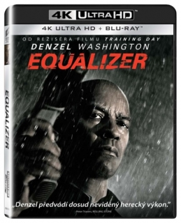 Equalizer UHD/Blu-Ray