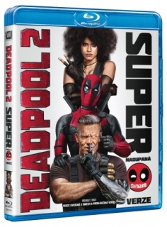 Deadpool 2 2Blu-Ray