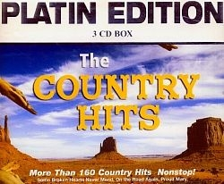 Country Hits - Platinum Edition 3CD