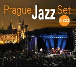 Prague Jazz set 4CD
