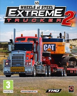 18 Wheels of Steel Extreme Trucker 2 PC