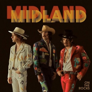 Midland - On The Rocks CD