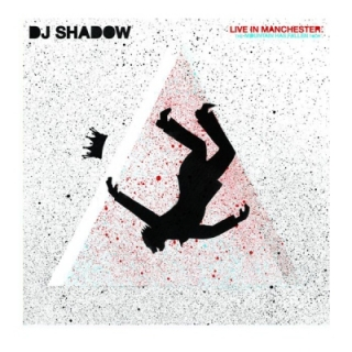 DJ Shadow - Live In Manchester CD/DVD