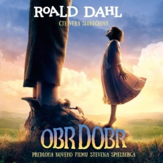 Obr Dobr (Roald Dahl) CD/MP3