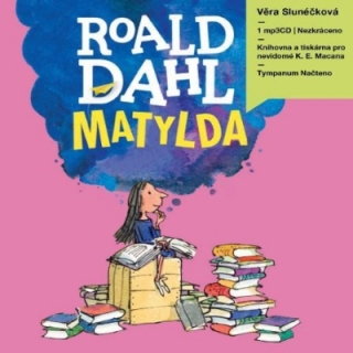 Matylda (Roald Dahl) CD/MP3
