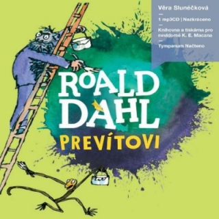 Prevítovi (Roald Dahl) CD/MP3