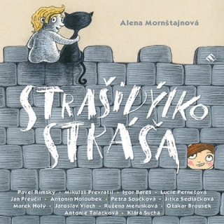 Strašidýlko Stráša (Alena Mornštajnová) CD/MP3