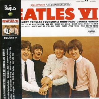 Beatles : (US) Beatles VI CD