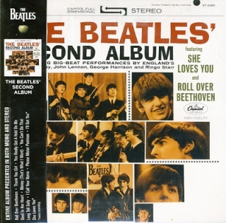 Beatles : (US) The Beatles' Second Album CD