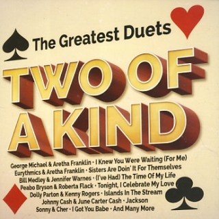 The Greatest Duets - Two Of A Kind 2CD
