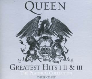 Queen - Greatest Hits I. II. & III. 3CD