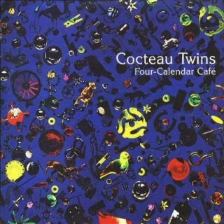 Cocteau Twins: Four-Calendar LP
