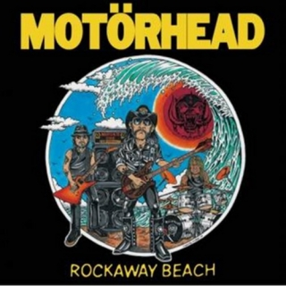 Motörhead - Rockaway Beach LP/Single