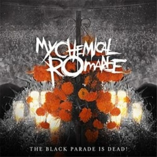 My Chemical Romance - Black Parade Is Dead 2LP