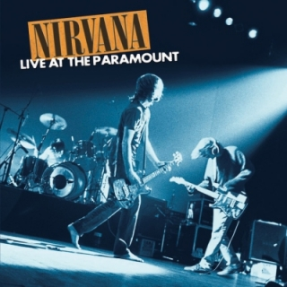 Nirvana - Live At Paramount Theatre 2LP