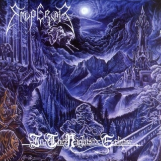 Emperor - In The Nightside Eclipse LP