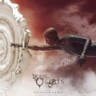 Born Of Osiris - Simulation LP