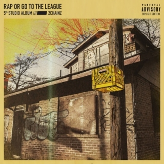 2 Chainz - Rap Or Go To The League CD