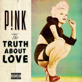 Pink - Truth About Love LP