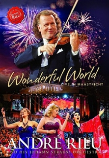 Andre Rieu - Wonderful World (Live In Maastrich) DVD