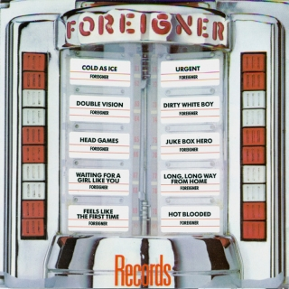 Foreigner - Records CD