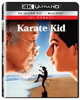 Karate Kid UHD/Blu-Ray
