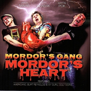 Mordor's Gang - Mordor's Heart 2CD