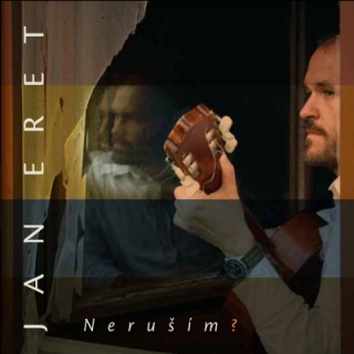 Jan Eret - Neruším? CD
