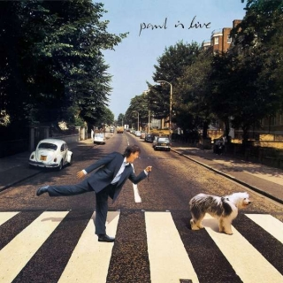 Paul McCartney - Paul Is Live CD