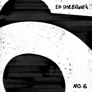 Ed Sheeran - No. 6 Collaborations Project CD