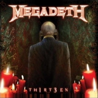 Megadeth - Thirteen CD