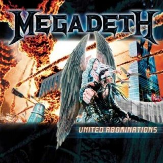 Megadeth - United Abominations CD
