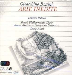 Rossini G. - Arie Inedite CD