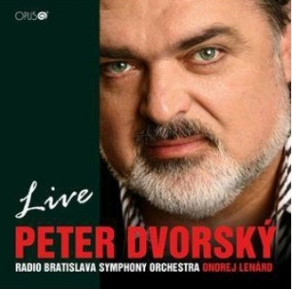 Peter Dvorský - Live 2CD