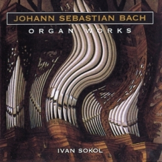 Ivan Sokol - Organ Works CD