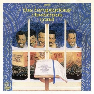 Temptations - Christmas Card LP