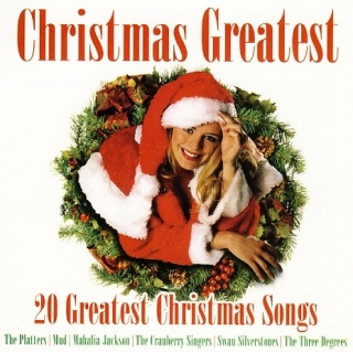 Christmas Greatest - 20 Christmas Songs CD